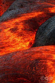 Lava Flow. Hawaii, Big Island. Prints Available