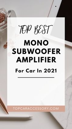 To get the very best performance from any subwoofer most especially the monos, attaching an amplifier will not be a bad idea. It is not that without it you will not listen to music at all, but if your desire is to get your quality sound playing at all frequencies required; the lows, mids and the highs, having to get an amp with your subwoofer becomes a necessity rather than luxury. BEST CAR MONO SUBWOOFER AMPLIFIER ARE DISCUSSED #subwooferamplifier #caramplifier # caraudioamplifier #bestcaramp