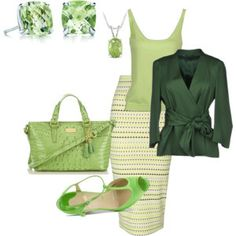 Monday, summer business attire