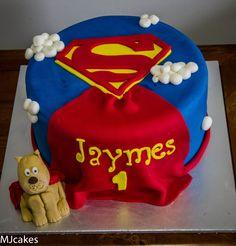 superman cake...for my next birthday?