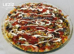 Chevelure Tutorial and Ideas Iftar, Kfc, Vegetable Pizza, Quiche, Pasta, Salads, Food And Drink, Brunch, Yummy Food