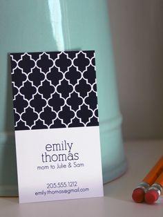 Trellis Business Card.
