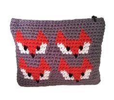 A n n i e E l e a n o o r a: R E P O L A I N E N #virkkaus #kirjovirkkaus #crochet #tapestrycrochet
