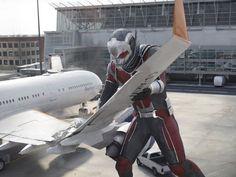 Captain America: Civil War Giant Man Photo