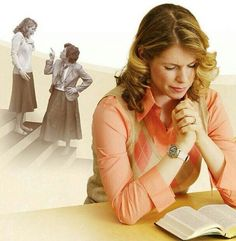 Jehovah blesses those who seek him and Pray about every matter..do not act hastily.