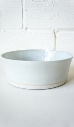 WRF Ceramics Serving Bowl