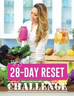 Blogilates - January 2017 - 28 Day Reset Challenge