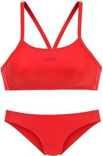 Fit 2Pc 3S Dames Bikini - Active Red - Maat 44 | Bikini's ...