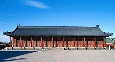 中国古代建筑文化对称之美