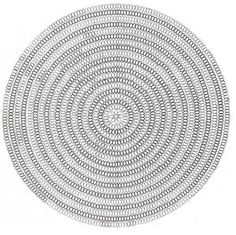 Free Printable Seed Bead Patterns | Rosette Graph Paper-You can print this and enlarge it later