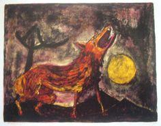 Tamayo Coyote - family art piece