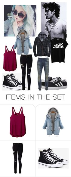 """""""Untitled #913"""" by piercethecyndal ❤ liked on Polyvore featuring art"""