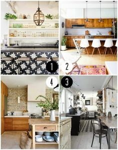 Life Love and Hiccups: Drool Worthy Kitchens