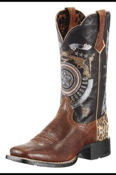 I want these Ariat boots!!