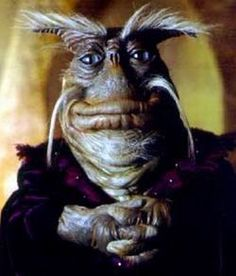 I might make my Barnacle character a puppet, for ease, instead of an actor in special FX make up. As much as I'd love one as complex as Rygel from Farscape, I think it'll have to be a bit more low budget than him.