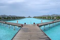 Maldives, Sun Island Resort and Spa - guests of Island Sun Resort can make use of various on-site recreational activities, including scuba diving and miniature golf. For added convenience, it provides a kids pool, 24-hour room service and squash courts.
