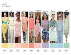 soft colours SS 2014
