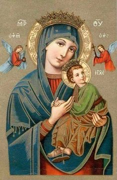 O Mary Mother Of Perpetual Help- take this cup away from me or give me the fortitude and vetue to bear it for the love of my God. Amen!