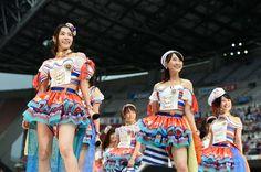 「松井玲奈・SKE48卒業コンサート in 豊田スタジアム ~2588DAYS~」の様子。 (c)AKS