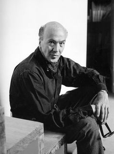 The Creators. Luis Barragan (1902-1988) Mexican Minimalist Architect. noted for his Strong use of color.