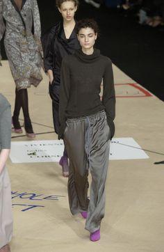 Vivienne Westwood at Paris Fall 2003