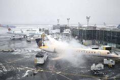 Millions Dig in as 'Crippling' Winter Blizzard Slams Northeast