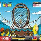 Simpsons The Ball of Death Game, go3k.com - Play Flash Games Online!