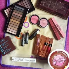 Maquillalia haul on http://gmakeuplife.blogspot.it/