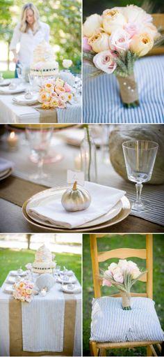 DIY Fall Wedding Inspirations