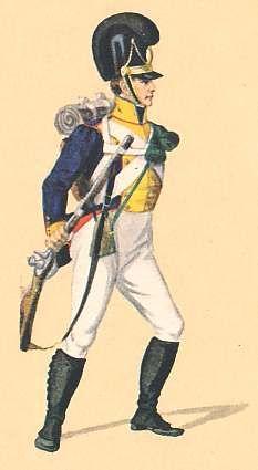 Bavarian infantryman
