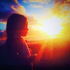 Catch the sunset at the Diamond Head Luau! #diamondheadluau #waikikibeach
