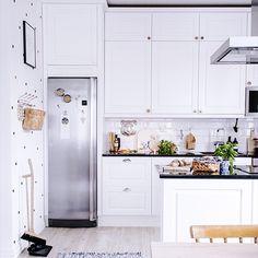 Instagram kaisa palomaki - Meijän keittiö.  Iso kasa lisää kuvia blogissa http://nohomewithoutyou.blogspot.fi #kitchen #interior <3
