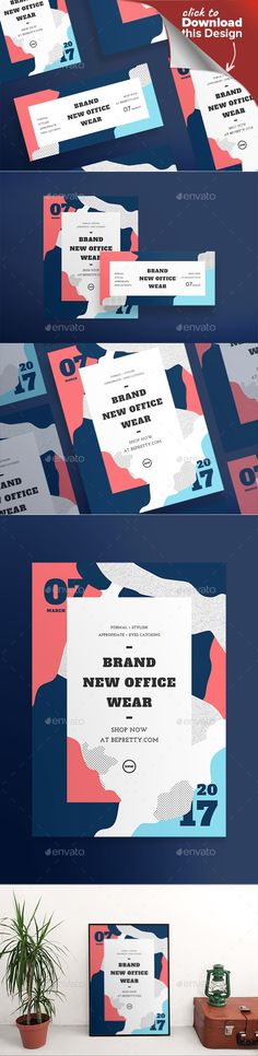 a5, creative, dl, eps, fashion, flyer, formal, invitation, layered, letter, office wear, poster, promotion, psd, shop, store, style, stylish, us, vector, wear A huge pack of minimal, clean and professional flyers (US, Letter, DL and A5 formats) and posters (420×594 mm and 18×24 in US format). Easy to use and customize, with modern design – universal and thematically specific ones. Flyer templates are excellent for promotion, invitation, beauty, fashion, business, restaurant, nightclubs and…