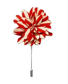 Kappa Alpha Psi Fraternity Crimson Cream Flower Lapel Pin Cream Flowers, Silk Flowers, Kappa Alpha Psi Fraternity, Stick Pins, Lapel Pins, Bows, Bow Ties, Mall, Arches