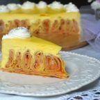 Prajitura grilaj cu mere si budinca de vanilie | MiremircMiremirc Cheesecake, Pie, Desserts, Food, Torte, Tailgate Desserts, Cake, Deserts, Cheesecakes