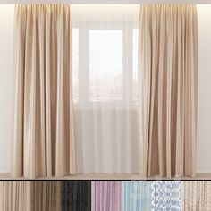 CURTAINS №001
