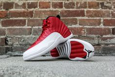 The Air Jordan 12 Gym Red (Alternate) Kicks Off The Month Of July