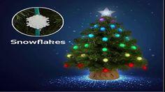 Christmas Tree Led Lights | Christmas tree with 50 full-color light show...