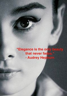 #Elegance #AudreyHepburn #BrendaDellaCasa is the Managing Editor of I Am Staggered USA, LLC, The Director of Online Content