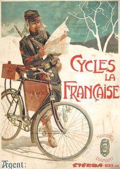 Cycles La Française ~ Vincent Lorant-Heilbronn