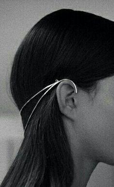 Sarah Sebastian | Dion Lee | Minimal | HarperandHarley