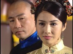 2004 Hong Kong TV drama series - War and Beauty starring main leads actress Gigi Lai & actor Bowie Lam.
