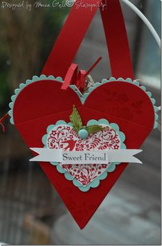 Stampin' Up! SU by Monica Gale, My Many Many Passions
