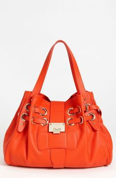 Jimmy Choo 'Ramona - Large' Leather Shopper available at #Nordstrom