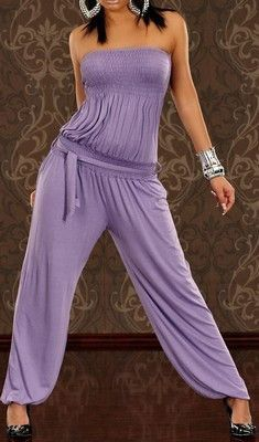 WOMAN JUMPSUIT JENIFER VIOLET