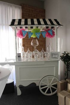 Custom Made White Candy Cart Lolly Buffet Shop Display in Perth, WA | eBay