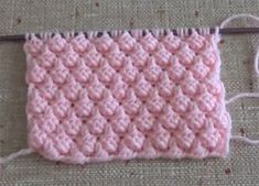 Échantillon de Blackberry à tricoter Örgü Böğürtlen Örneği Échantillon de Blackberry à tricoter Baby Knitting Patterns, Knitting For Kids, Crochet For Kids, Knitting Stitches, Knitting Designs, Knitting Projects, Hand Knitting, Stitch Patterns, Crochet Patterns