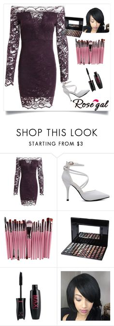 """""""Rosegal"""" by lejla150 ❤ liked on Polyvore"""