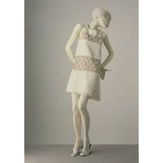 1967 Andre Courreges Mini-dress © Victoria and Albert Museum, London