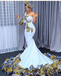 In nigeria. D other african countries that are into latest traditional african. Is slowly becoming a trending habits for women. African Bridal Dress, African Print Wedding Dress, African Party Dresses, African Wedding Attire, Latest African Fashion Dresses, African Dresses For Women, African Attire, Bridal Dresses, African Weddings